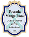 Pousada Manga Rosa Hotel Apartments and Guest House logo image